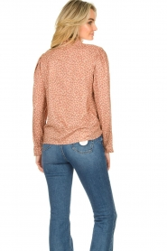 JC Sophie    Floral blouse Femy   pink    Picture 6