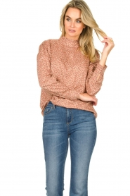 JC Sophie    Floral blouse Femy   pink    Picture 2