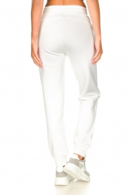 Goldbergh |  Sport sweatpants Fania | white  | Picture 7