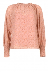 JC Sophie |  Floral blouse Enzo | pink  | Picture 1