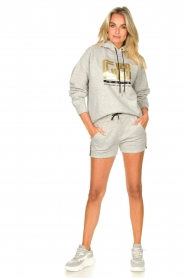 Goldbergh |  Sweatshorts Fadia | grey  | Picture 3