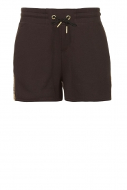 Goldbergh |  Sweatshorts Fadia | black