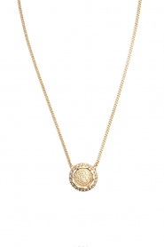 Mimi et Toi |  18k gold plated necklace Amandine | gold  | Picture 1