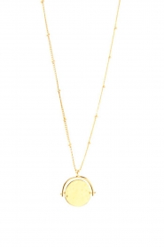 Mimi et Toi |  18k gold plated necklace Julee | gold  | Picture 1