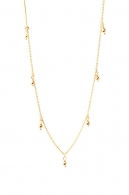 Mimi et Toi |  18k gold plated necklace Julienne | gold  | Picture 1