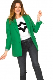 Set |  Blazer Charlotte | green  | Picture 2