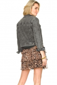 Set |  Denim jacket Chloé | dark grey  | Picture 8