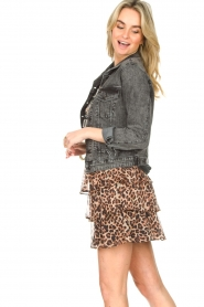 Set |  Denim jacket Chloé | dark grey  | Picture 7