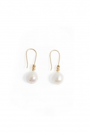Mimi et Toi |  18k gold plated earrings Nowel| gold  | Picture 1