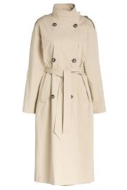 Set |  Oversized trench coat Cis | beige  | Picture 1