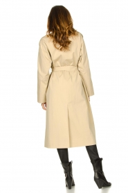 Set |  Oversized trench coat Cis | beige  | Picture 6