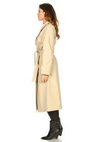 Set |  Oversized trench coat Cis | beige  | Picture 5