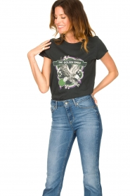 Set |  T-shirt with print Eagle | black  | Picture 2