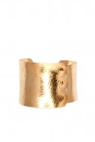 Mimi et Toi | 18k vergulde armband Odile | goud   | Afbeelding 1