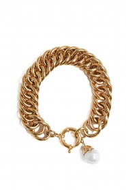 Mimi et Toi |  18k gold plated bracelet Eglise | gold  | Picture 1