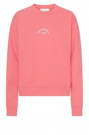 Notes Du Nord |  Sweatshirt Wade | pink  | Picture 1