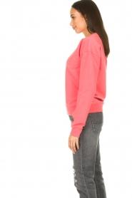 Notes Du Nord |  Sweatshirt Wade | pink  | Picture 4