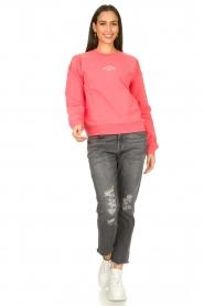 Notes Du Nord |  Sweatshirt Wade | pink  | Picture 3