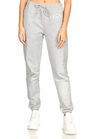 Notes Du Nord |  Sweatpants Wade | grey  | Picture 4