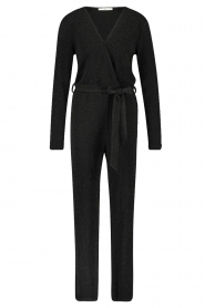 Aaiko |  Jumpsuit Stacy | black  | Picture 1