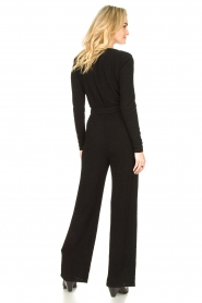 Aaiko |  Jumpsuit Stacy | black  | Picture 5