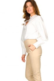 Set |  Cotton blouse Fay | white  | Picture 5