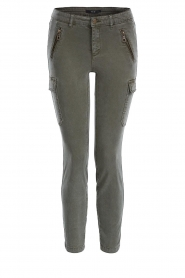 Set |  Cargo pants Flore | green  | Picture 1