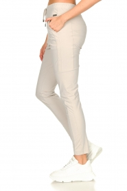 D-ETOILES CASIOPE |  Travelwear pants Guet | natural  | Picture 6