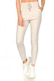 D-ETOILES CASIOPE |  Travelwear pants Guet | natural  | Picture 4