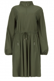D-ETOILES CASIOPE |  Travelwear dress Alenya | green  | Picture 1