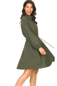 D-ETOILES CASIOPE |  Travelwear dress Alenya | green  | Picture 2
