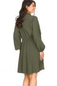 D-ETOILES CASIOPE |  Travelwear dress Alenya | green  | Picture 8