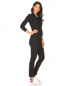 D-ETOILES CASIOPE | Travelwear jumpsuit Astro | zwart   | Afbeelding 6