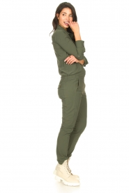 D-ETOILES CASIOPE |  Travelwear jumpsuit Astro | green  | Picture 5