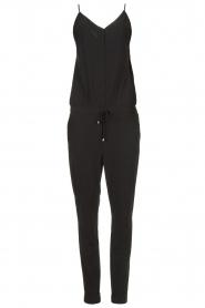 D-ETOILES CASIOPE |  Travelwear Abigail | black jumpsuit  | Picture 1