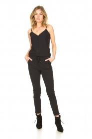 D-ETOILES CASIOPE |  Travelwear Abigail | black jumpsuit  | Picture 2