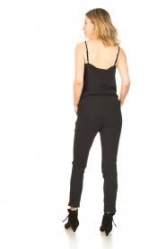 D-ETOILES CASIOPE |  Travelwear Abigail | black jumpsuit  | Picture 8