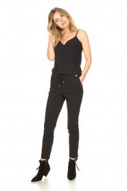 D-ETOILES CASIOPE |  Travelwear Abigail | black jumpsuit  | Picture 5