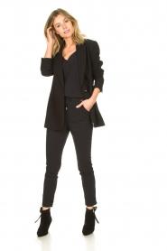 D-ETOILES CASIOPE |  Travelwear Abigail | black jumpsuit  | Picture 3