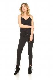 D-ETOILES CASIOPE |  Travelwear Abigail | black jumpsuit  | Picture 4