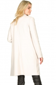 Fracomina |  Classic coat Aimee | natural  | Picture 6