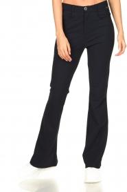 D-ETOILES CASIOPE |  Bootcut travelwear pants Vibrant | blue  | Picture 5