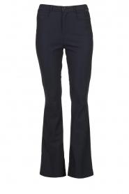 D-ETOILES CASIOPE |  Bootcut travelwear pants Vibrant | blue  | Picture 1