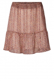 Lolly's Laundry |  Print skirt Alexa | pink  | Picture 1