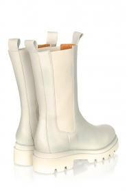 Toral |  Leather boots Kiki | beige  | Picture 4
