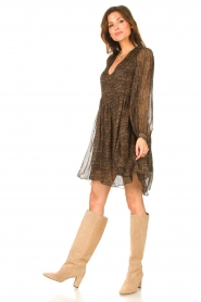 Freebird    Dress with print Ezra   black    Picture 3