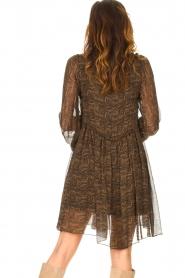 Freebird    Dress with print Ezra   black    Picture 7