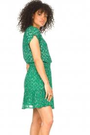 Lolly's Laundry | Top met lurex Heather | groen   | Afbeelding 5