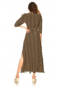 Freebird    Maxi dress with print Esmee   black    Picture 6