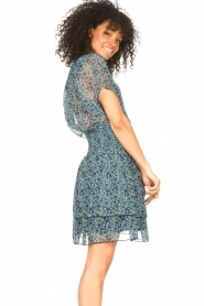 Lolly's Laundry |  Floral skirt Magda | blue  | Picture 5